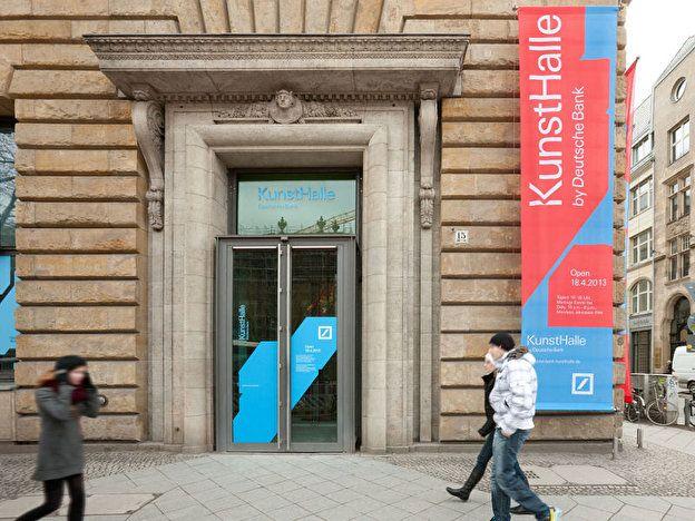 Deutsche Bank Kunsthalle Unter den Linden 1315, 10117