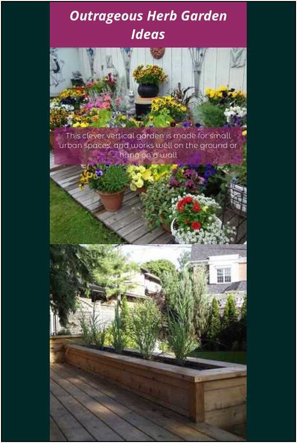 Making Your Backyard Work Tips For New Gardeners Herb Garden