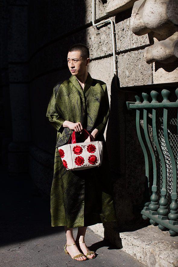 '13 Spring/Summer handbag