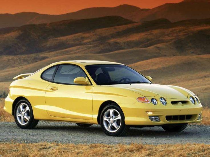 66. 2000 Hyundai Tiburon - Wikimedia