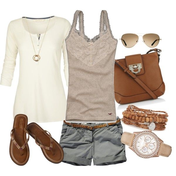 """State Fair Outfit"" by mary-alice-davis-livingston on Polyvore"