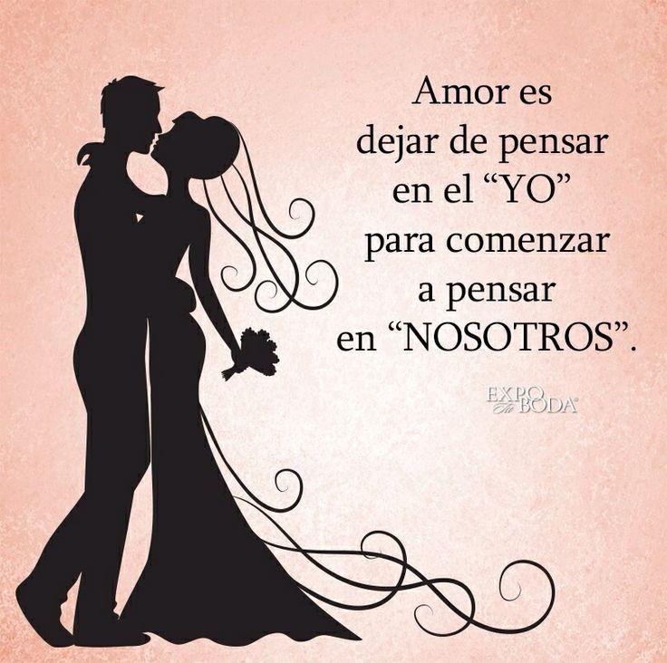 El amor verdadero ....