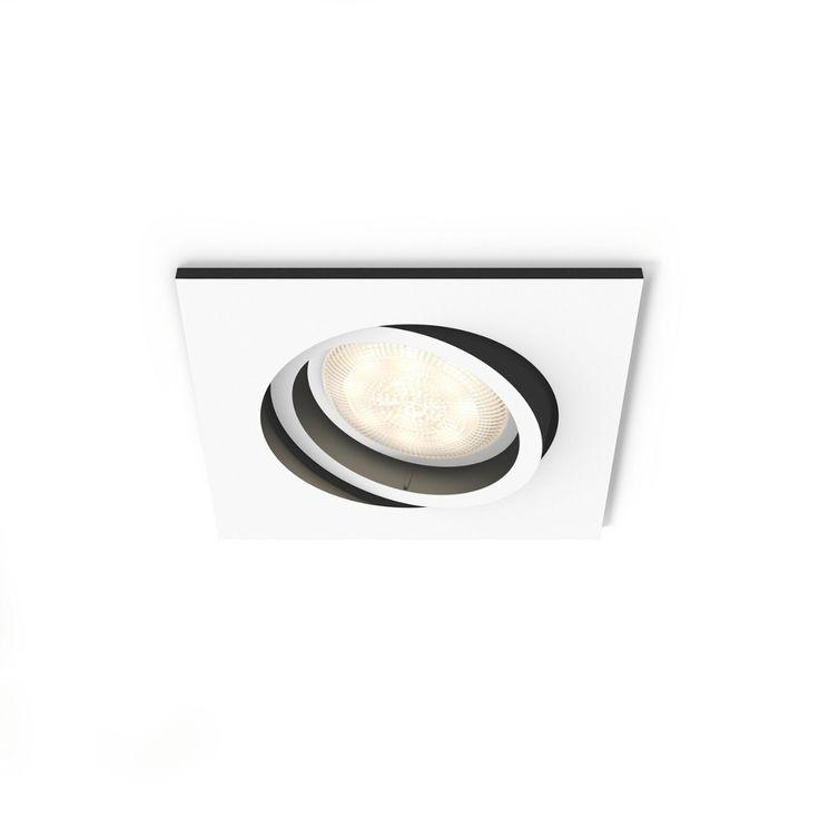 PHILIPS LED-DECKENLEUCHTE, Weiß Jetzt bestellen unter: https://moebel.ladendirekt.de/lampen/deckenleuchten/deckenlampen/?uid=90e38f69-d3c8-5d5b-8f0f-eee02b7b4cff&utm_source=pinterest&utm_medium=pin&utm_campaign=boards #deckenleuchten #lampen #deckenlampen