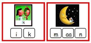 Juf Shanna: Veilig Leren Lezen Memoryspel met woordjes
