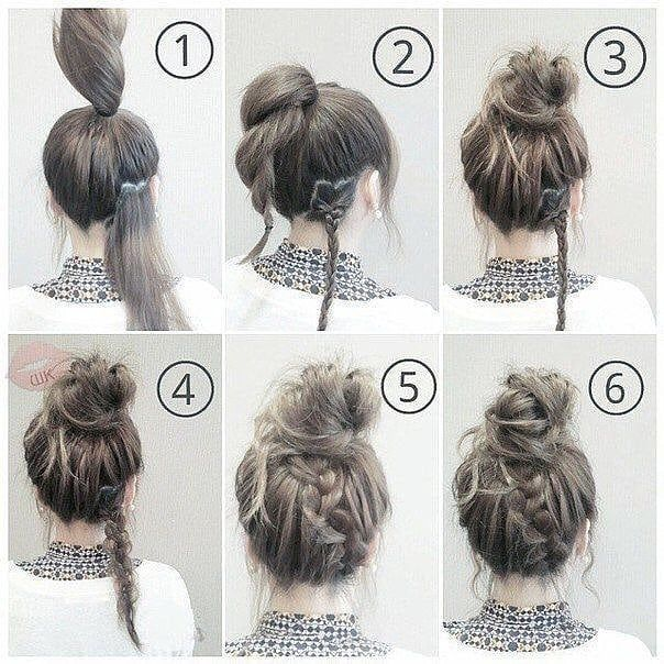 """Hair Tutorials & Tips ❤️ on Instagram: """"Which tutorial is your favorite?…"""