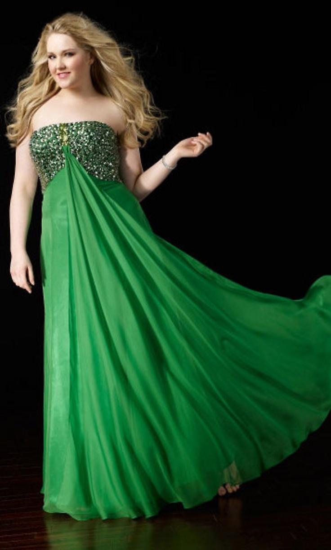 99 best Plus Size Prom Dresses images on Pinterest | Wedding ...