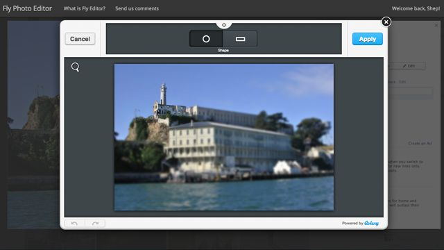 Fly Photo Editor Tweaks Your Facebook Photos Right in the Browser (Chrome)