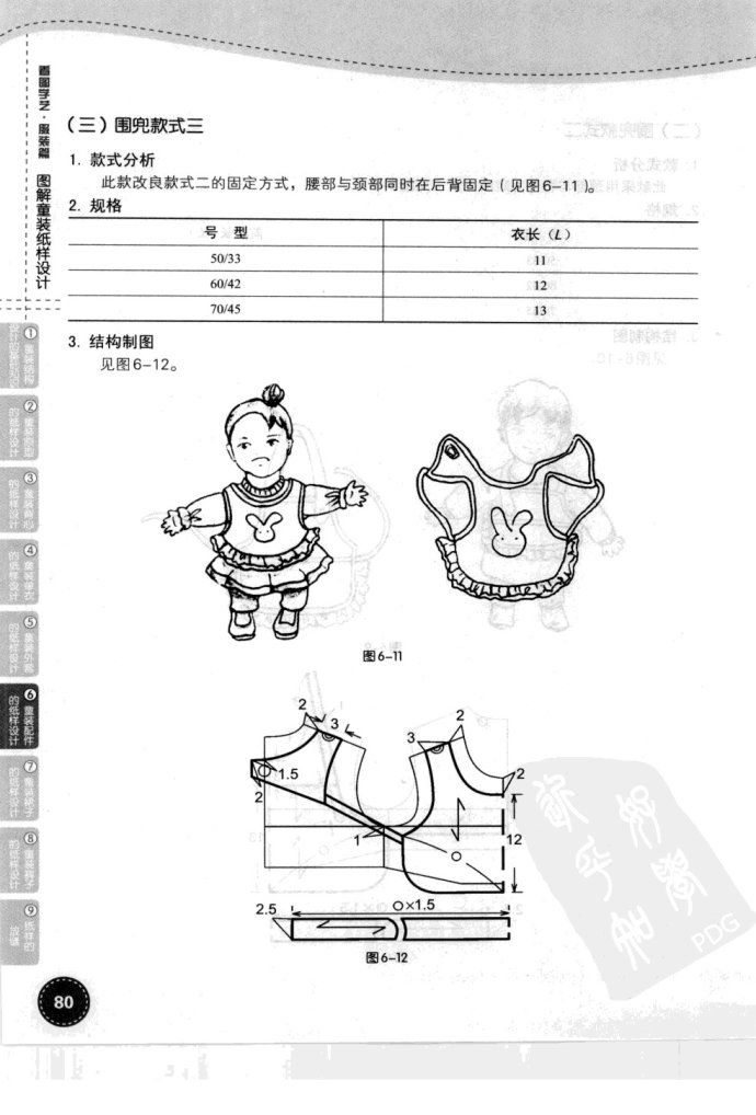 [Gereserveerd] [gesneden] geïllustreerde kinderboeken patroon ontwerp