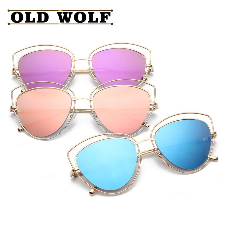 Aliexpress.com : Buy Famous Sunglasses Metal Cat Eye Metal Hollow Frame Sunglasses Women Show Party Glasses Fashion Designer With Glasses bag cloth from Reliable glasses packaging suppliers on Koala Bears Shop