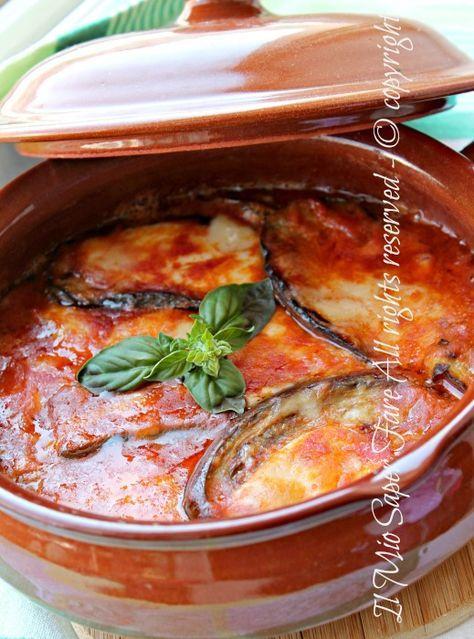 Parmigiana veloce in padella | ricetta con melanzane gustosa,facile e light.Una parmigiana senza frittura,cotta in padella per guadagnare tempo e leggerezza