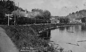 Wakefield Train