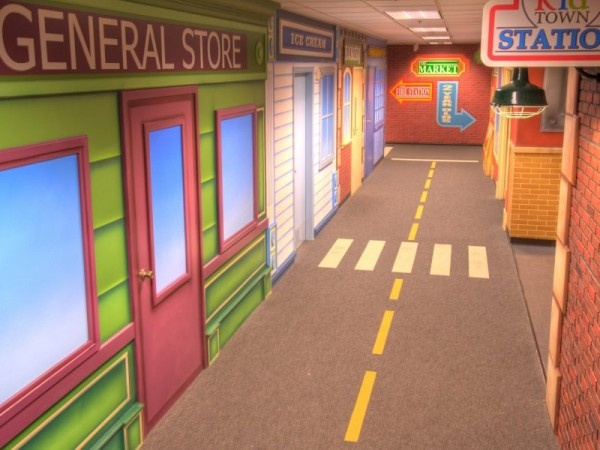 Modern Toddler Classroom : General store old west theme kids church this is neat