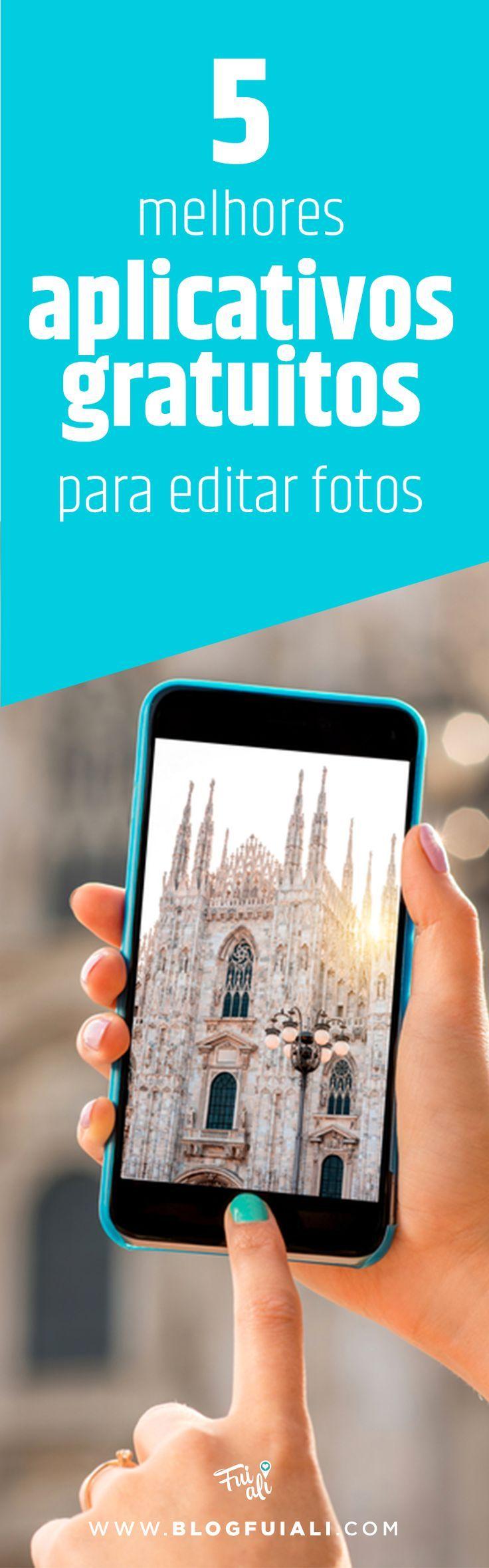 Entre VSCO CAM, Snapseed e outros, escolhemos os 5 aplicativos que mais gostamos na hora de editar fotos principalmente para o instagram e Tumblr. Você já usou algum?