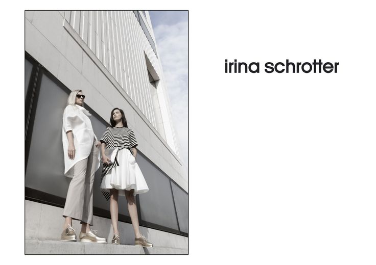 Last Friday, the Romanian brand Irina Schrotter presented its spring – summer 2016 collection during MQ Vienna Fashion Week. This is the third consecutive season in which the brand's collection is ...