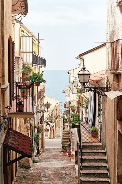 Italy Travel Inspiration - Tropea, Calabria, Italy - guide to the best beaches, restaurants and hotels (Condé Nast Traveller)