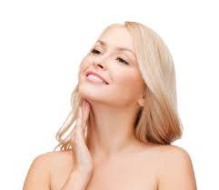 """With OroGold Cosmetics you CAN Age Proof your Neck & Chin areas! While giving a tightened, toned look temporarily, using these products regularly ensures long-lasting, results. Dermatologists state consistent daily use of neck care helps skin provided you use them for at least 8 weeks as skin has a cycle of growth and renewal. To avoid an """"instant fix"""" of going under the knife you have non-surgical options that certainly work!"""