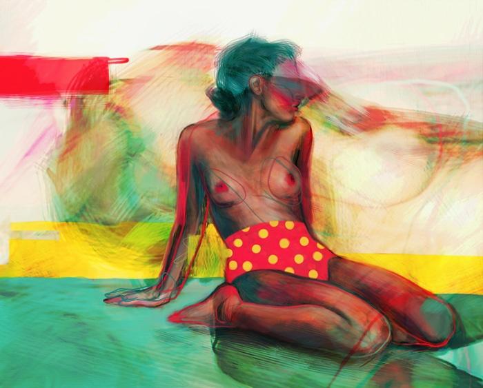Acid Baby - Magdalena Kapinos