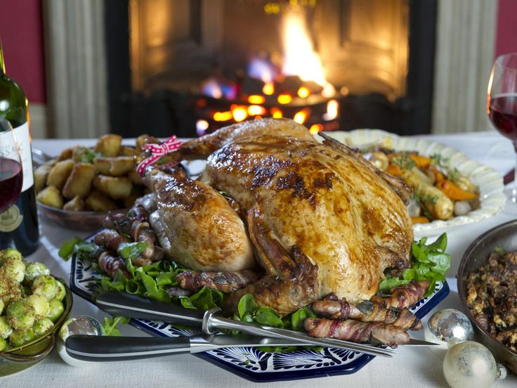 US and UK top list of countries with the most calorific Christmas dinners | Food & Drink | Lifestyle | The Independent