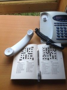 Solve A Puzzle While On Hold