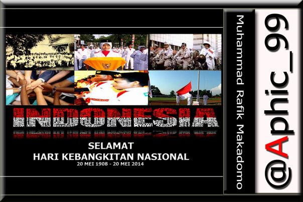 National Awakening is a period in which the rise of the taste and spirit of Unity, Unity, and Nationalism and awareness for the fight for independence of the Republic of Indonesia, who had never appeared during the colonial Dutch and Japanese.   This period was marked by two important events, namely...