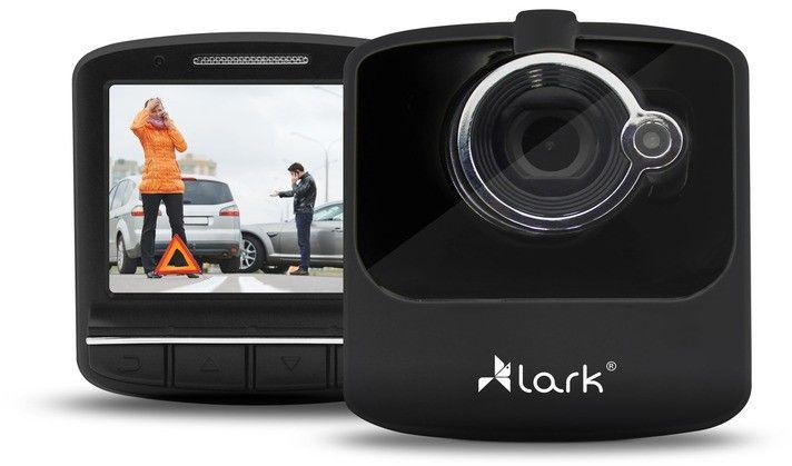 Dwa nowe wideorejestratory samochodowe od firmy Lark - Smart-Test