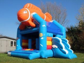 Nemo Springkasteel