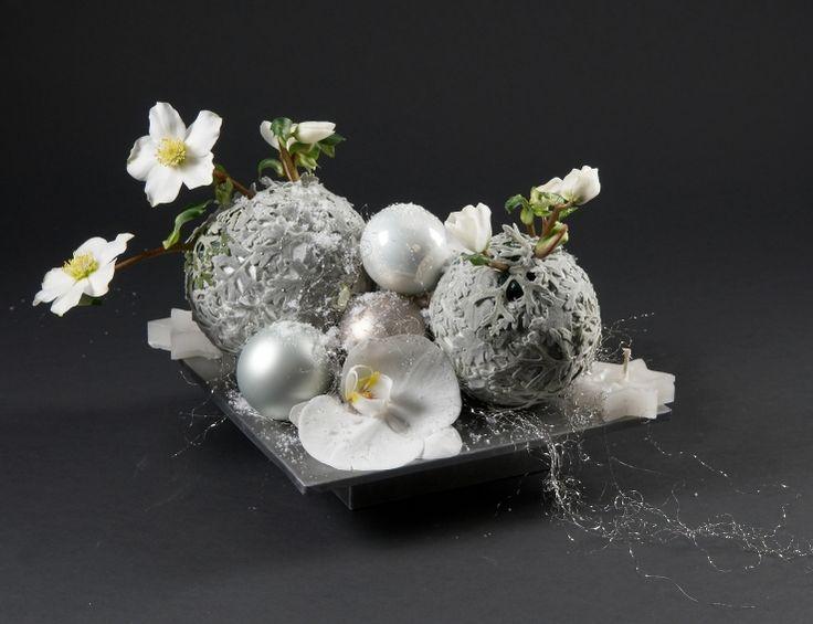 Rencontre de créateurs, démonstrations d'art floral - Jejardine.org, un site de la SNHF