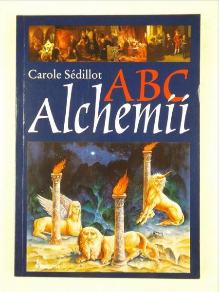 Sedillot Carole - ABC Alchemii - Tezeusz