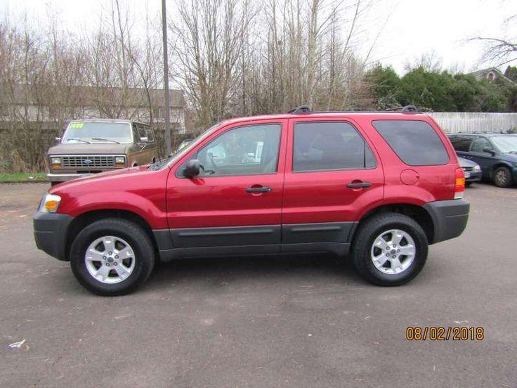 2006 Ford Escape XLT Sport SUV 4D #BickmoreAutoSales #GreshamOR #Oregon #UsedCars #AutoSales #Cars #SUVs
