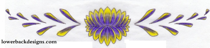 flower tattoo art, lotus flower design,tattoo designs,exotic flower tattoos