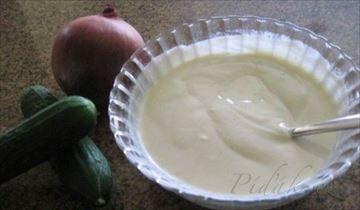 Zobrazit detail - Recept - Jogurtový dresing - jako z obchodu!