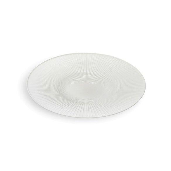 Hammershøi dish white