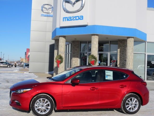 New 2018 Mazda Mazda3 Sport For Sale | Steinbach MB