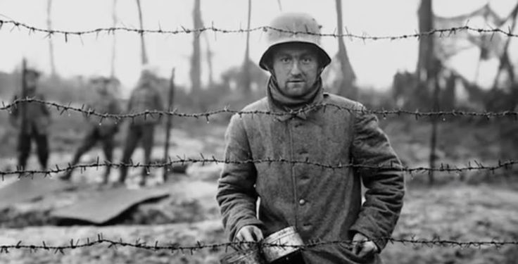 German prisoner, 1917.