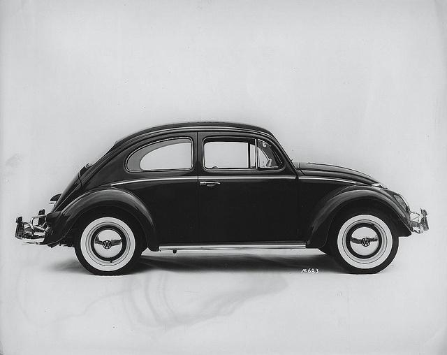 1963 Volkswagen Käfer by Auto Clasico, via Flickr