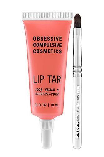 Lip tar, vegan cosmetics  #makeup