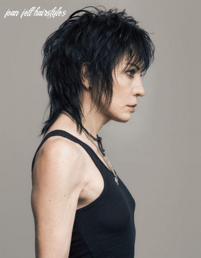 11 Joan Jett Hairstyles Mullet Hairstyle Hair Styles Punk Hair