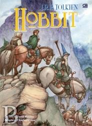 Hobbit - Novel Grafis   Toko Buku Online PengenBuku.NET   J.R.R. Tolkien   Inilah kisah Bilbo Baggins, Hobbit yang pendiam dan tenang. Hidupnya jungkir balik ketika ia bergabung dengan Gandalf sang penyihir dan 13 kurcaci dalam perjalanan untuk merebut kembali harta karun yang dicuri.    Perjalanan mereka penuh bahaya––dan akhirnya Bilbo harus berhadapan dengan si penjaga harta, naga paling ditakuti di seluruh penjuru Middle-earth.  Rp98,000 / Rp83,300 (15% Off)