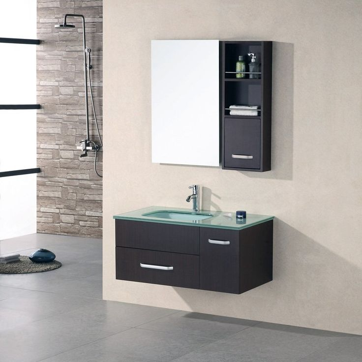 Have to have it. Design Element Christine 35-in. Single Bathroom Vanity Set $999