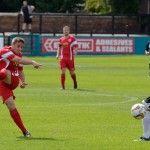 Alsager Town Post Match Interview