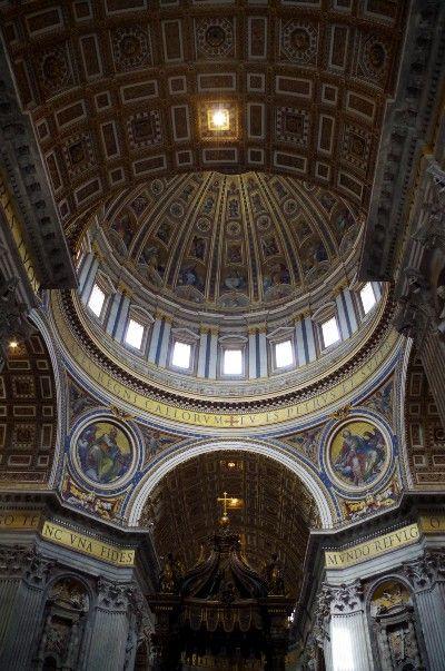 "Petersdom  oder ""Zu Besuch im Vatikan"" — Pen and Sea #Rom #Rome #Italien #Italy"