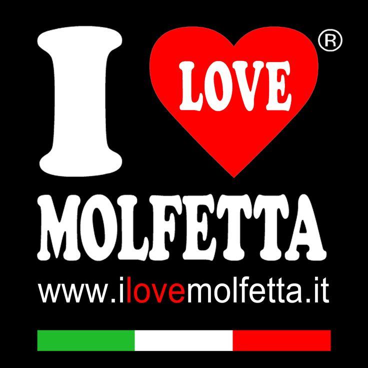 Molfetta - brand, logo, marketing: I Love Molfetta city www.ilovemolfetta.it
