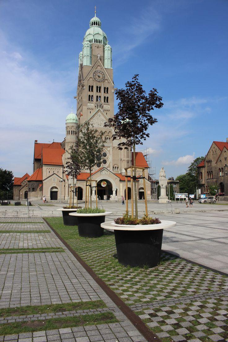 terra flower towers - Ruda Śląska