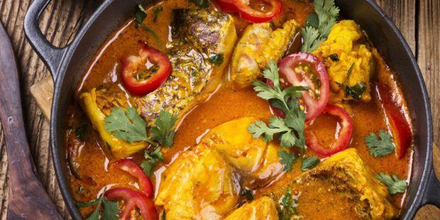 Lengfischfilet auf Gemüse | Mediterrane Diät: die 5 ... | Praxisvita
