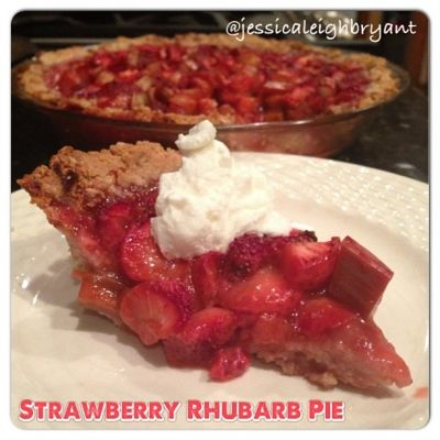 Rhubarb pie is a dessert therefore whoever eats rhubarb pie eats a dessert