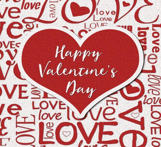 188 best Happy Valentine\'s day images on Pinterest | Valantine day ...