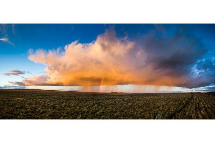 Маркос Фарер из Аргентины победил в номинации «Лучшая фотография заката». В этом году на конкурс было прислано более двух тысяч снимков — от фотографов из всех уголков планеты