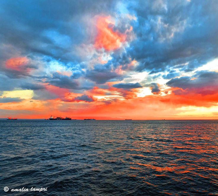 Sailing in the sunset by Amalia Lampri on 500px