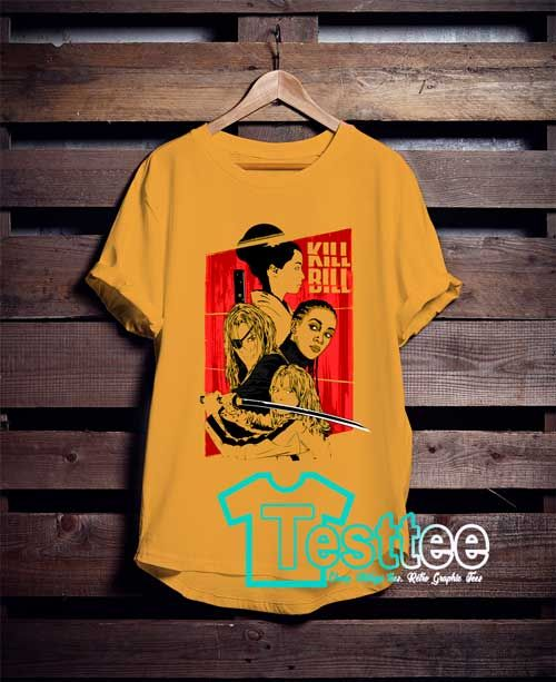 73053fea Cheap Vintage Tees Kill Bill Fourth Session in 2019 | Cheap Vintage ...