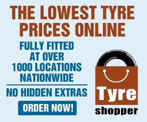 Compare your tyre prices with the UK's leading Tyre price comparison website.
